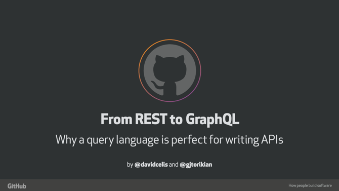 From REST to GraphQL